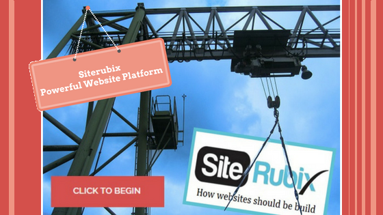 Siterubix Powerful Website Platform