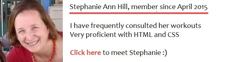 An interview with Stephanie Ann Hill