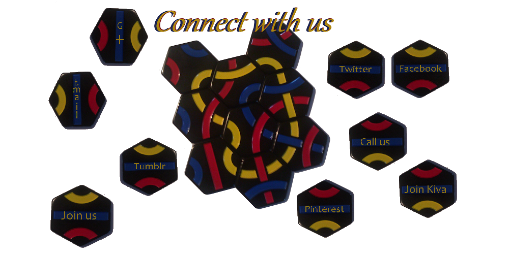 Connect with us 9 times
