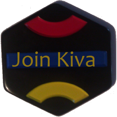 Kiva, help people with micro loans!
