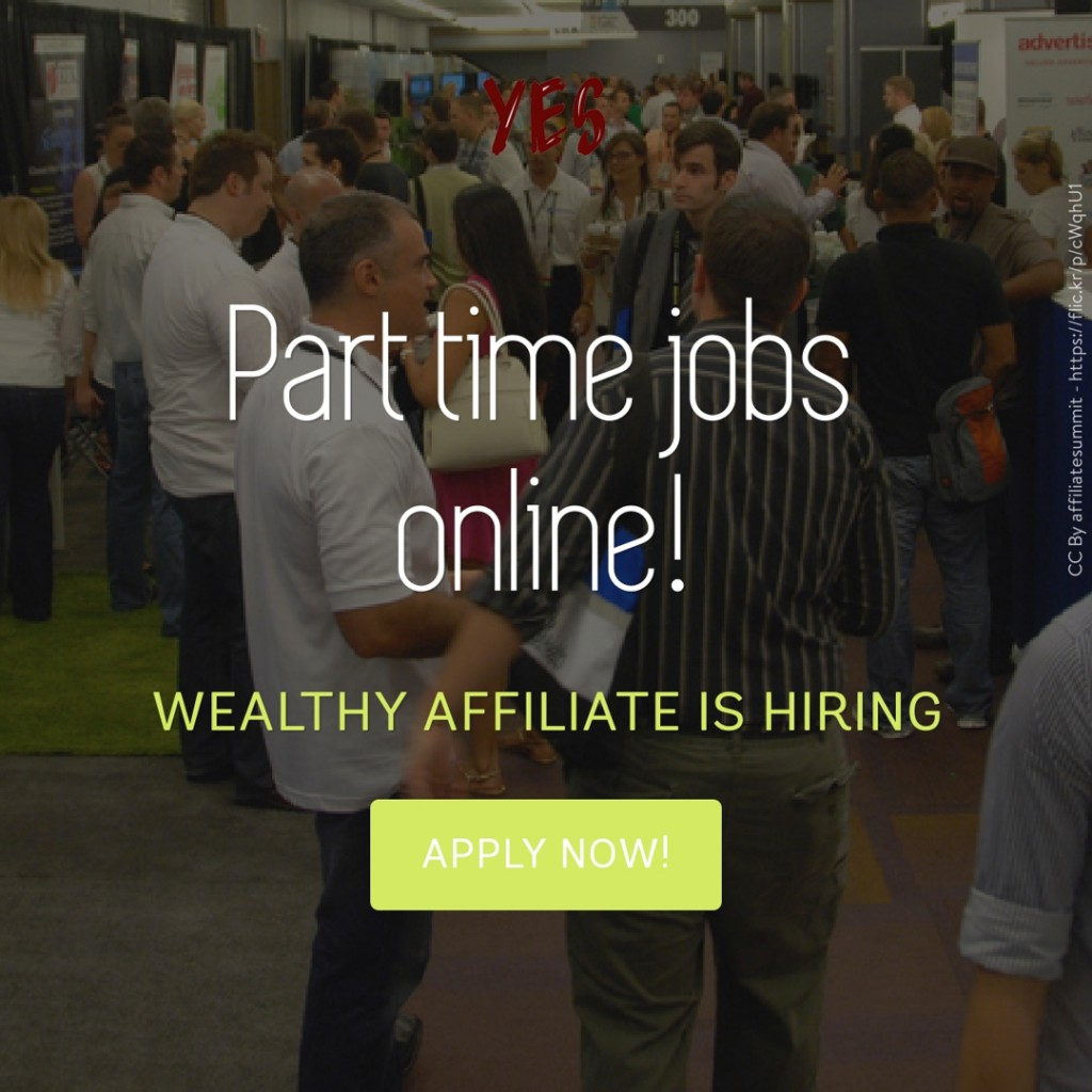 Part time jobs online