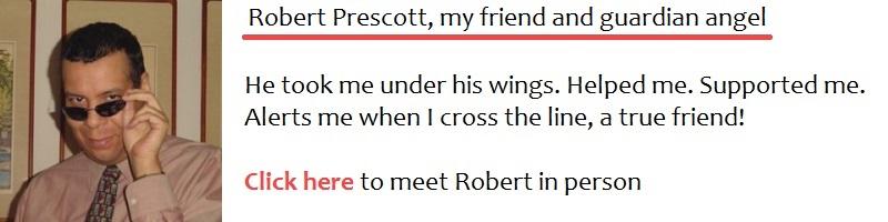 An interview with Robert Prescott