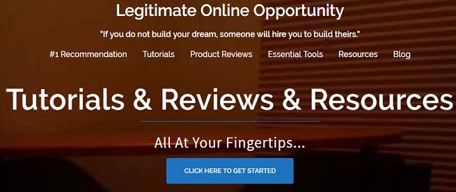 Legitimate Online Opportunity