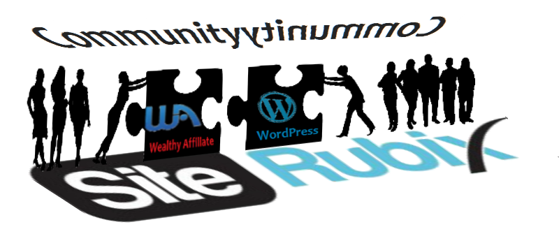 Wealthy Affiliate and WordPress