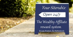 the wealthy affiliate reward system
