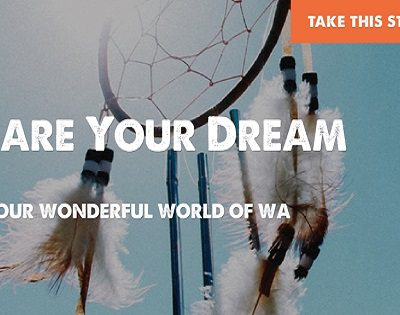I have a dream about success, what about you?