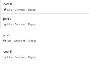 useless postings at Empowr