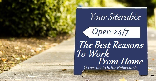 The best reasons to work from home