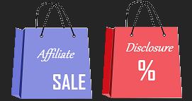 Affiliate disclaimer footer