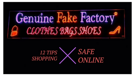 tips shopping safely online