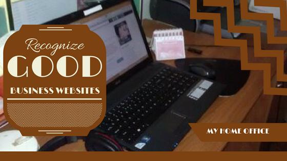 Good business websites